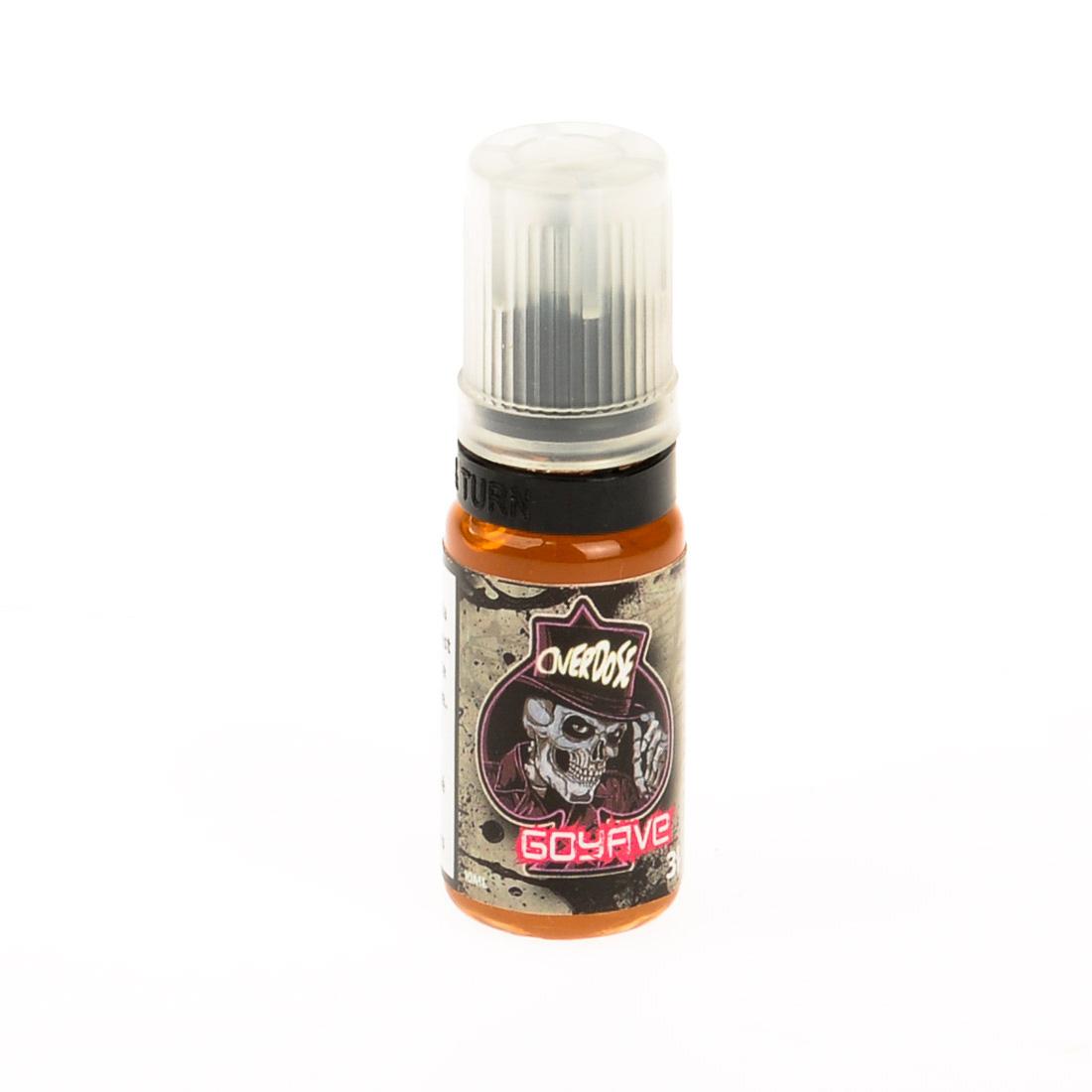 e-liquide Overdose goyave