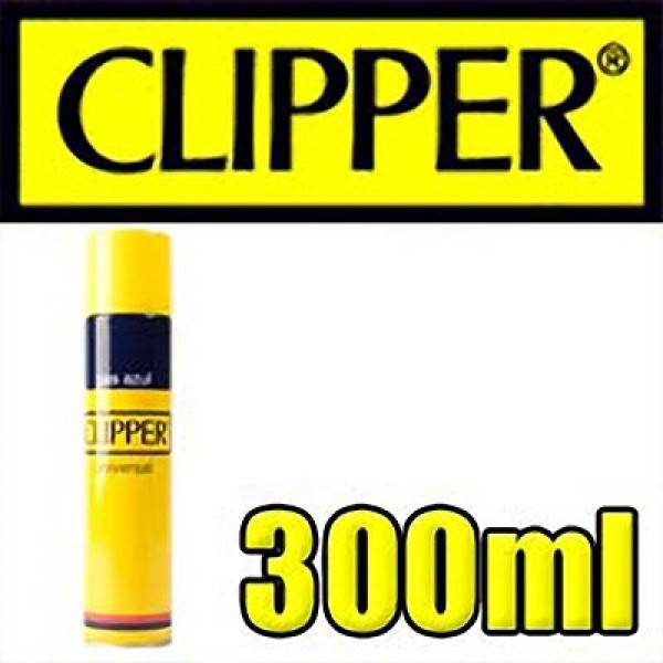 RECHARGE GAZ CLIPPER 300ML