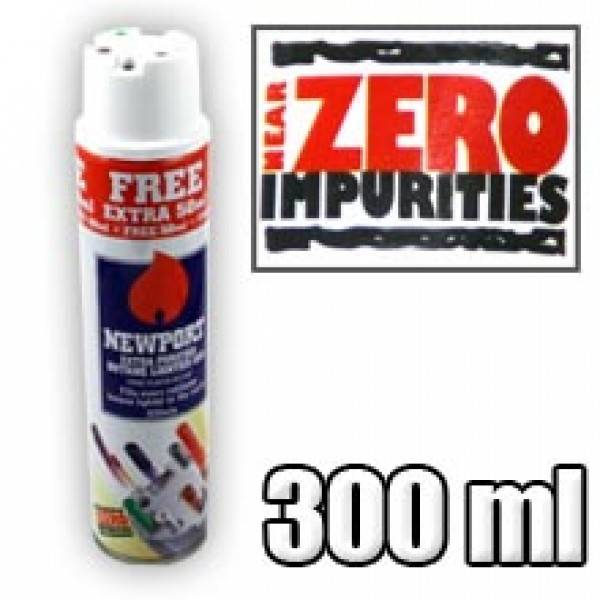 RECHARGE GAZ NEWPORT 300ML