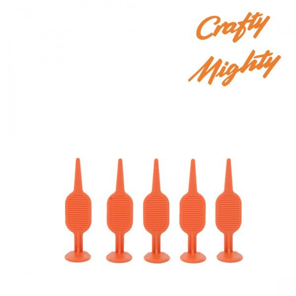 SET DE 5 PICS DE REMPLISSAGE CRAFTY ET MIGHTY