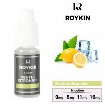 E-LIQUIDE ROYKIN MENTHE CITRONNEE